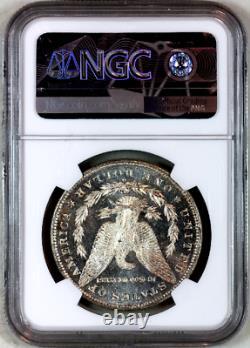 1898-o Mme63 Dpl Ngc Appel Visuel De Morgan Silver Dollar Ressemblant À Une Preuve