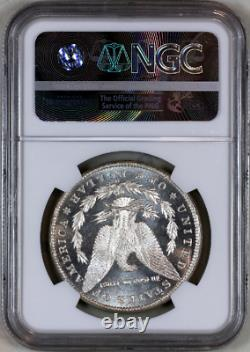 1898-o Ms63 Pl Ngc Proof-like Morgan Silver Dollar Premium Quality