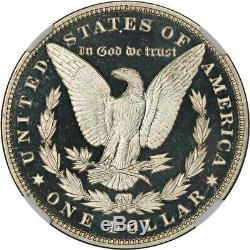 1899 $ 1 Ngc Pr 66 Cam Ex Pacific Rim Collection Morgan Silver Dollar
