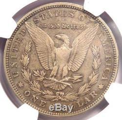 1901 Proof Morgan Silver Dollar 1 $ Ngc Preuve Au Détails Preuve Pièce Rare
