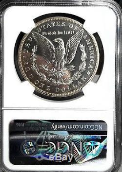 1902 $ 1 Dollar Morgan Preuve Ngc & Pr64 + Cac