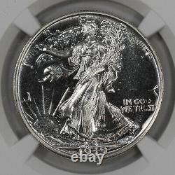 1939 Liberté De Marche Demi-dollars 50c Preuve Ngc Pf Pr 67 (002)