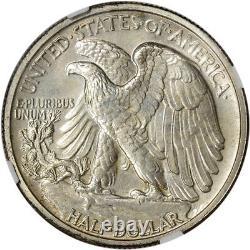 1941 Us Walking Liberty Silver Half Dollar Proof 50c Ngc Pf66