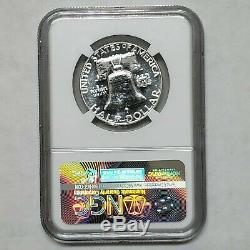 1957 Preuve Franklin Argent Half Dollar 50 ¢ Coin Pf69 Lot A 116