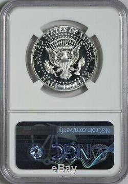 1964 Accented Cheveux D'argent Kennedy Half Dollar Ngc Pr67 Blast! Toujours Populaire