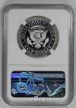 1964 Kennedy Half Dollar 50c Ngc Certifié Pf 69 Preuve Ultra Cameo Unc (035)