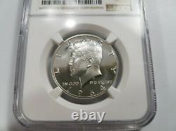 1964 Kennedy Half Dollar Argent Ngc Pf 68 Étoiles De Deep Mirror Preuve Comme Pr Dmpl Pl