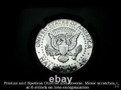 1964 Kennedy Half Dollar Pr 69 Cameos Spotless Pq Gem Low Pop Seulement 29 Pièces