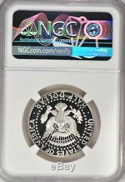 1964 Kennedy Half Dollar Preuve Ngc Pf 68 Ultra Cameo / Pr68dcam Frosty Coin