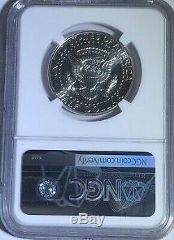 1964 Ngc Pf69 Preuve Kennedy Half Dollar Blanc Brillant Coin 50c
