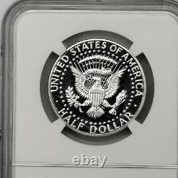 1964 Pf69 Cameo Kennedy Half Dollar 50c Preuve, Ngc Graded Pr69 Cam