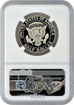 1969 S 50c Preuve Kennedy Half Dollar Ngc Pf 69 Ultra Cameo