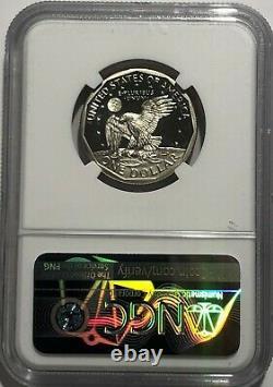 1979 S $1 Type 2 Ngc Pf70 Ultra Cameo Proof Susan B. Anthony Dollar Sba