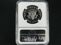1984 S Clad Kennedy Half Dollar Ngc Pf 70 Ultra Cameo, Pop. = 146