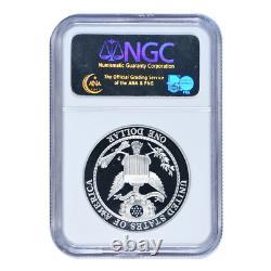2008-p Aigle Chauve Commemorative Argent Dollar Ngc Pf70 Ultra Cameo
