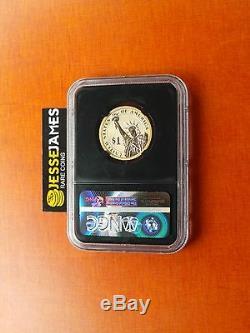 2015 P Inverse Preuve Kennedy Dollar Ngc Pf70 Er Retro De Coin Set Chronicles