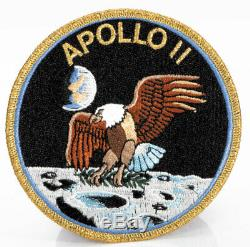 2019 Apollo 11 50e Commem 5 Oz Silver Dollar Ngc Pf70 Ide Lune De Base Sku56514