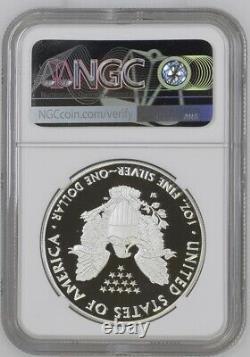 2020 W Fin De La Seconde Guerre Mondiale V75 American Silver Eagle Ngc Pf 70 Premier Jour Privé