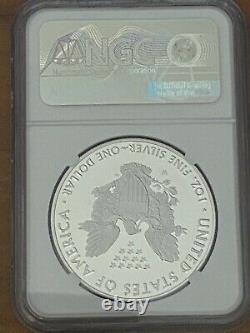 2020 W Fin De La Seconde Guerre Mondiale V75 Silver American Eagle Ngc Pf70 Uc Et V75 Medal