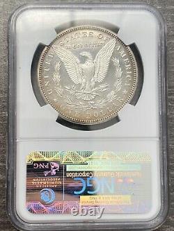 Avc- 1893 Preuve Morgan Dollar Ngc Pr62