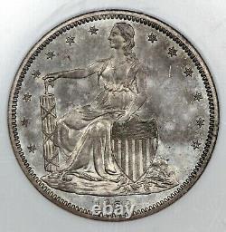 Ngc Pf63 1859 J-235 Assis Liberty Silver Half Dollar Pattern Judd 235 Proof 50c